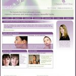 Cosmetic Skin Clinic homepage refresh
