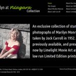 Exclusive collection of photographs of Marilyn Monroe
