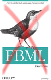 No more FBML